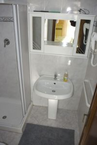 The room are en-suite